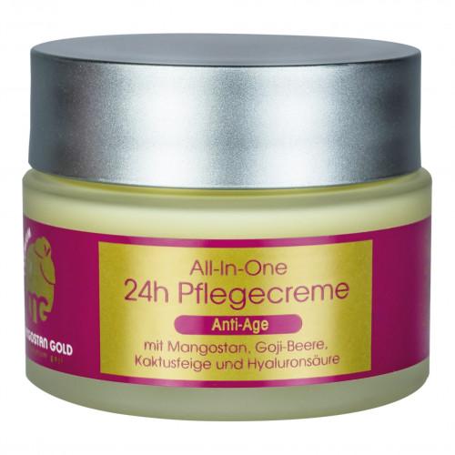 Mangostan Gold 24h Pflegecreme, 50 ML, Werner Schmidt Pharma GmbH