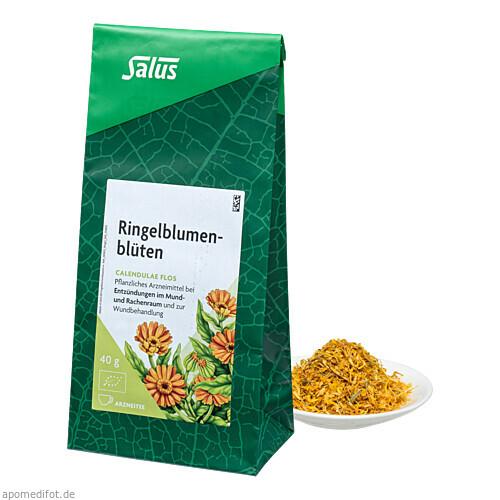 Ringelblumenblüten Arzneitee Calend.flos bio Salus, 40 G, Salus Pharma GmbH