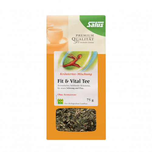 Fit & Vital Tee Früchte-Kräutertee bio Salus, 75 G, Salus Pharma GmbH