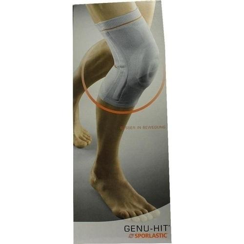 Genu-Hit Kniebandage 07081 Gr. 3 platinum, 1 ST, Sporlastic GmbH