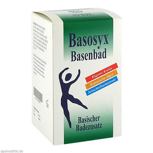 Basosyx Basenbad Syxyl, 4X60 G, MCM KLOSTERFRAU Vertr. GmbH