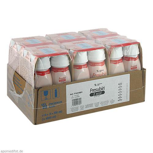 Fresubin 2 kcal DRINK Neutral, 24X200 ML, Fresenius Kabi Deutschland GmbH