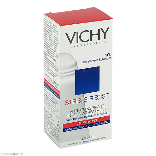 Vichy Deo Stress Resist 72H, 30 ML, L'Oréal Deutschland GmbH
