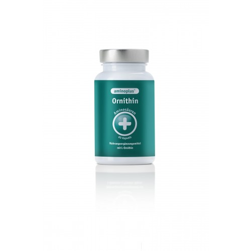 aminoplus Ornithin, 60 ST, Kyberg Vital GmbH