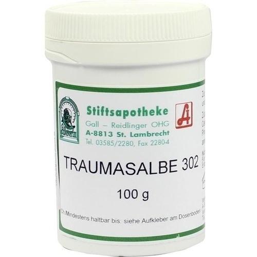 Traumasalbe 302 100g, 100 G, Hecht-Pharma GmbH