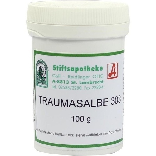 Traumasalbe 303 100g, 100 G, Hecht-Pharma GmbH