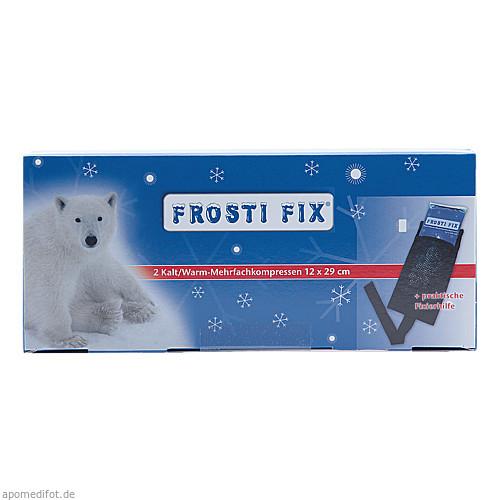 Kalt-Warm Kompresse Frosti Fix12x29cm m.Fixierband, 2 ST, Dr. Ausbüttel & Co. GmbH