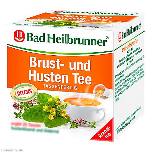 BAD HEILBR BRUST U HUSTEN, 150 ML, Bad Heilbrunner Naturheilmittel GmbH & Co. KG