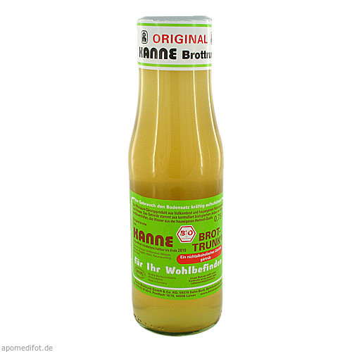 KANNE BROTTRUNK, 750 ML, Kanne Brottrunk GmbH & Co. KG