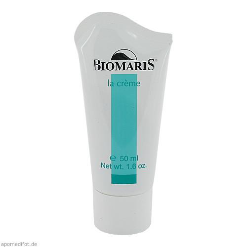 BIOMARIS la creme Tube, 50 ML, BIOMARIS GmbH & Co. KG