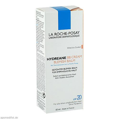 Roche Posay Hydreane BB Cream m.b. dunkel, 40 ML, L'Oréal Deutschland GmbH