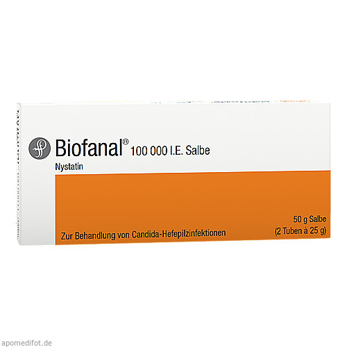 BIOFANAL, 50 G, Dr. Pfleger Arzneimittel GmbH