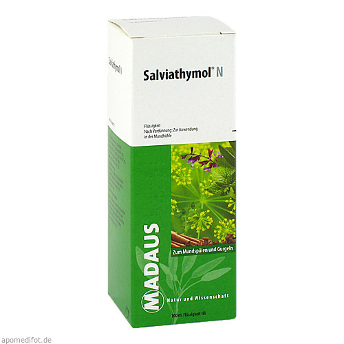 SALVIATHYMOL N, 100 ML, MEDA Pharma GmbH & Co.KG