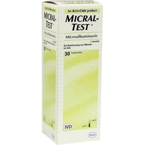 Micral-Test II, 30 ST, Roche Diagnostics Deutschland GmbH