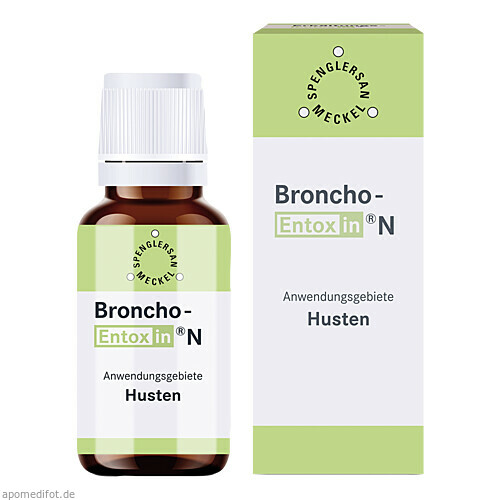 BRONCHO ENTOXIN N, 50 ML, Spenglersan GmbH