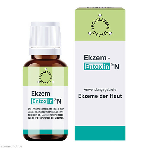 EKZEM ENTOXIN N, 20 ML, Spenglersan GmbH
