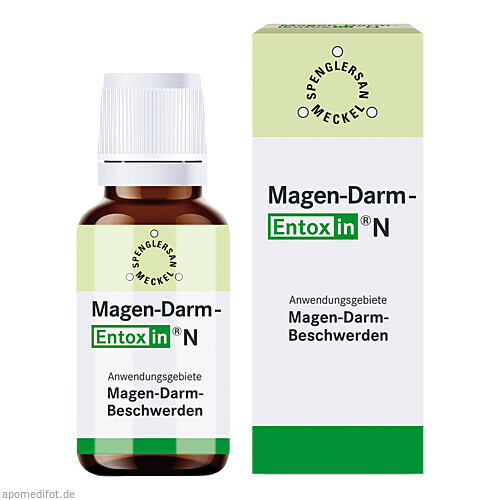 MAGEN DARM ENTOXIN N, 20 ML, Spenglersan GmbH
