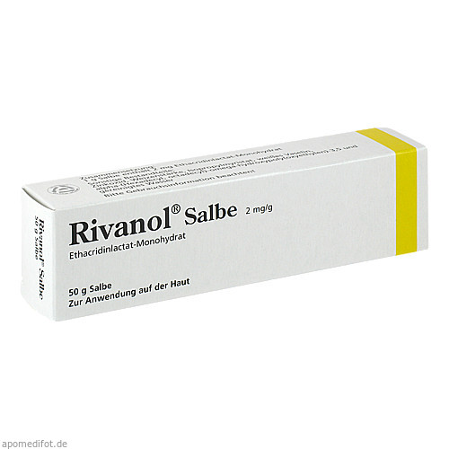 RIVANOL, 50 G, Dermapharm AG