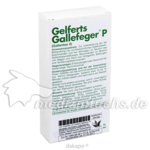 Gelferts Gallenfeger P, 75 G, Daniel Groz Soehne GmbH & Co. KG