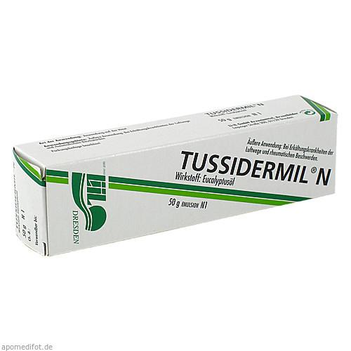 TUSSIDERMIL N, 50 G, Li-Il GmbH
