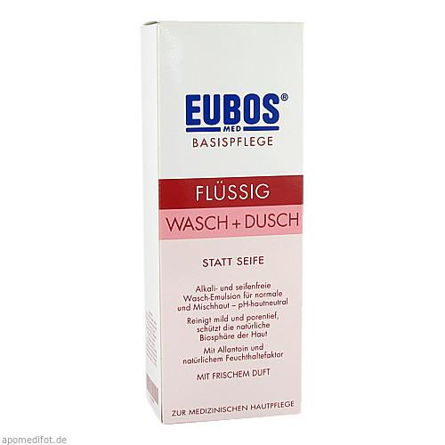 EUBOS FLUESS ROT MIT DOSIERSPENDER, 400 ML, Dr.Hobein (Nachf.) GmbH