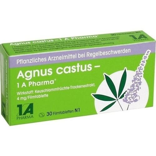 Agnus castus - 1 A Pharma, 30 ST, 1 A Pharma GmbH