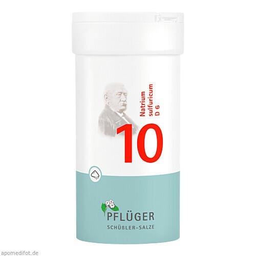 Biochemie Pflüger Nr. 10 Natrium sulfuricum D 6, 100 G, A.Pflüger GmbH & Co. KG