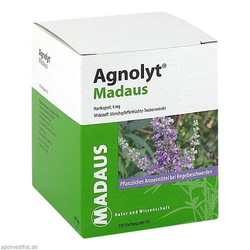 AGNOLYT, 100 ST, Meda Pharma GmbH & Co. KG