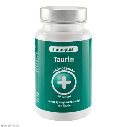 aminoplus Taurin, 60 ST, Kyberg Vital GmbH
