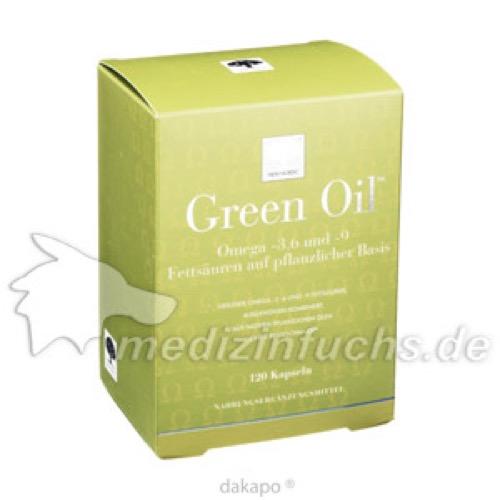 Green Oil, 120 ST, New Nordic Deutschland GmbH