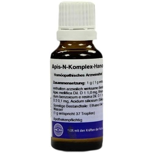 Apis-N-Komplex-HANOSAN, 20 ML, Hanosan GmbH