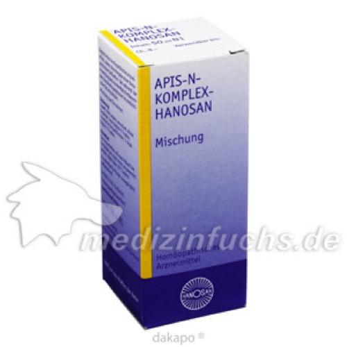 Apis-N-Komplex-HANOSAN, 50 ML, Hanosan GmbH