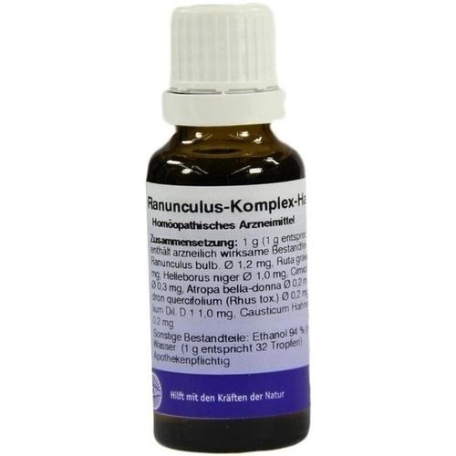 Ranunculus-Komplex-Hanosan, 20 ML, Hanosan GmbH