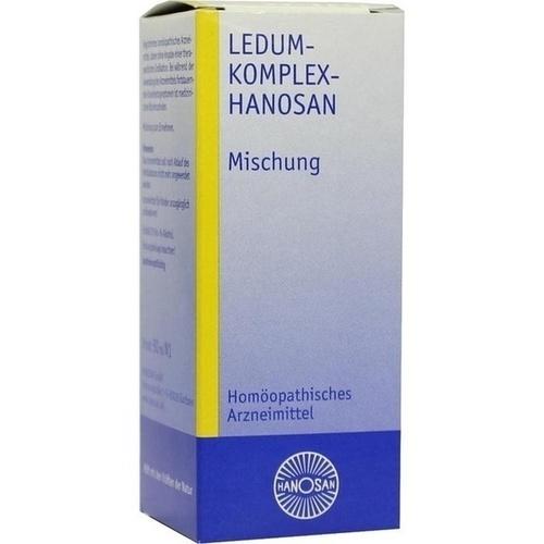 Ledum-Komplex-HANOSAN, 50 ML, Hanosan GmbH