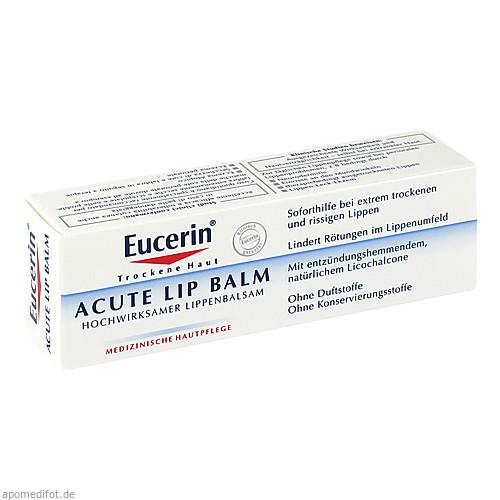 Eucerin TH Acute Lip Balm, 10 ML, Beiersdorf AG Eucerin
