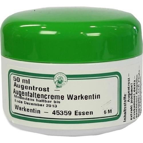 AUGENTROST AUGENFALTENCRE, 50 ML, Resana GmbH