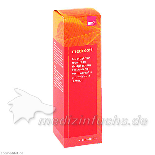 MEDI SOFT Schaum, 125 ML, Medi GmbH & Co. KG