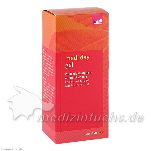 MEDI DAY Gel, 150 ML, Medi GmbH & Co. KG