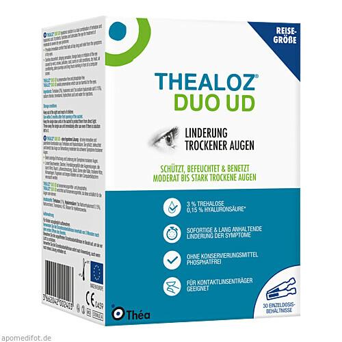 Thealoz Duo UD, 30 ST, Thea Pharma GmbH
