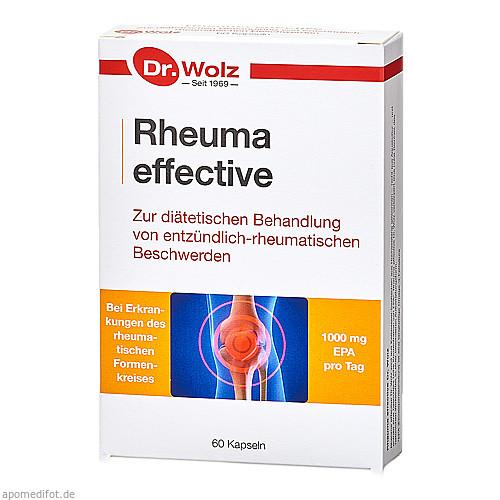 Rheuma effective Dr. Wolz, 60 ST, Dr. Wolz Zell GmbH