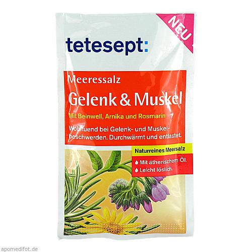tetesept Meeressalz Gelenk + Muskel, 80 G, Merz Consumer Care GmbH