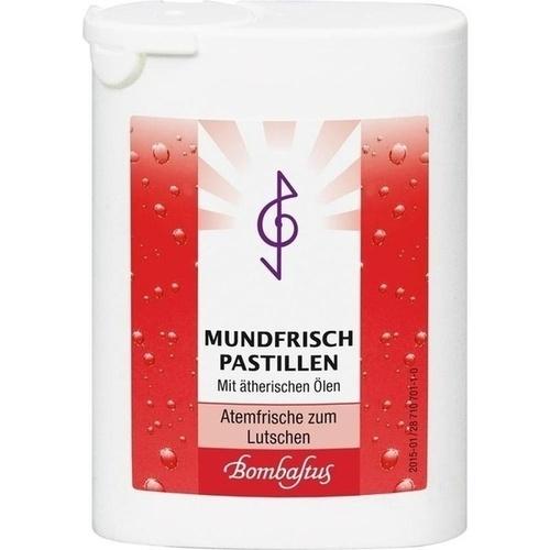 MUNDFRISCH Pastillen, 35 G, Bombastus-Werke AG