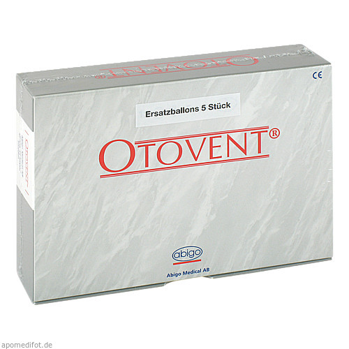 OTOVENT System Ersatzballons, 5 ST, Optima Pharmazeutische GmbH