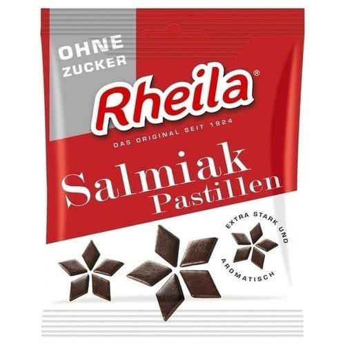RHEILA Salmiak Pastillen zuckerfrei, 90 G, Dr. C. SOLDAN GmbH