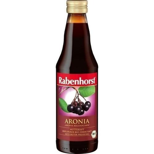 Rabenhorst Aronia Bio Muttersaft, 330 ML, Haus Rabenhorst O. Lauffs GmbH & Co. KG