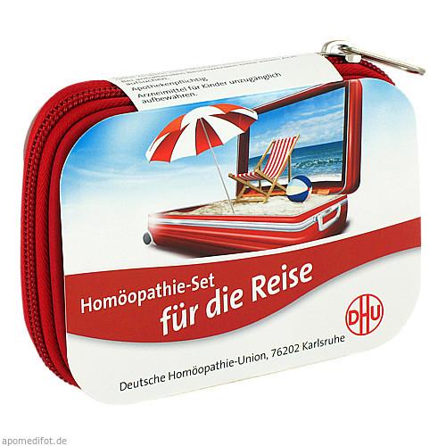 HOMÖOPATHIE Set für die Reise Globuli, 1 ST, DHU-Arzneimittel GmbH & Co. KG