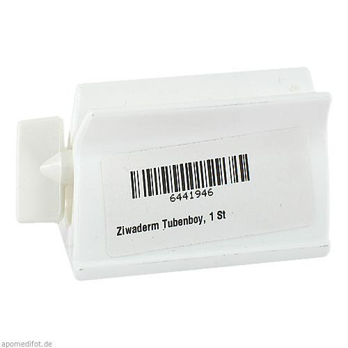 Ziwaderm Tubenboy, 1 ST, InnoCent International GmbH