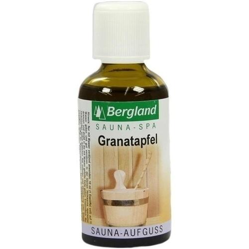 SAUNA AUFGUSS Konzentrat Granatapfel, 50 ML, Bergland-Pharma GmbH & Co. KG