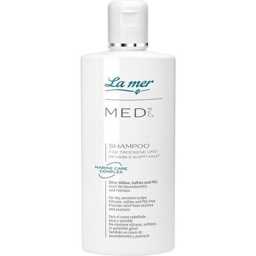 La mer MED Shampoo, 200 ML, La Mer Cosmetics AG