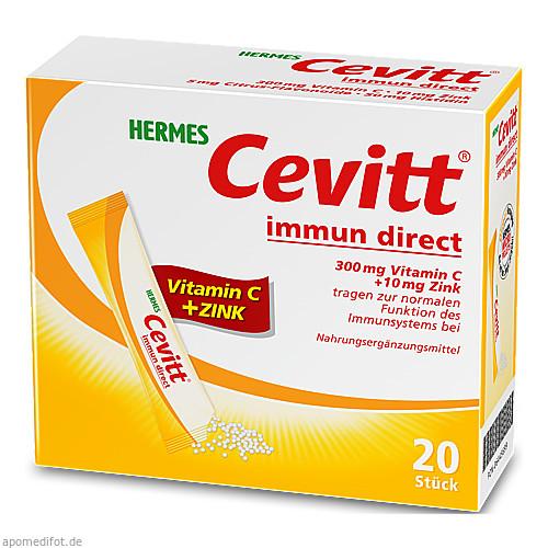 Cevitt immun DIRECT, 20 ST, Hermes Arzneimittel GmbH
